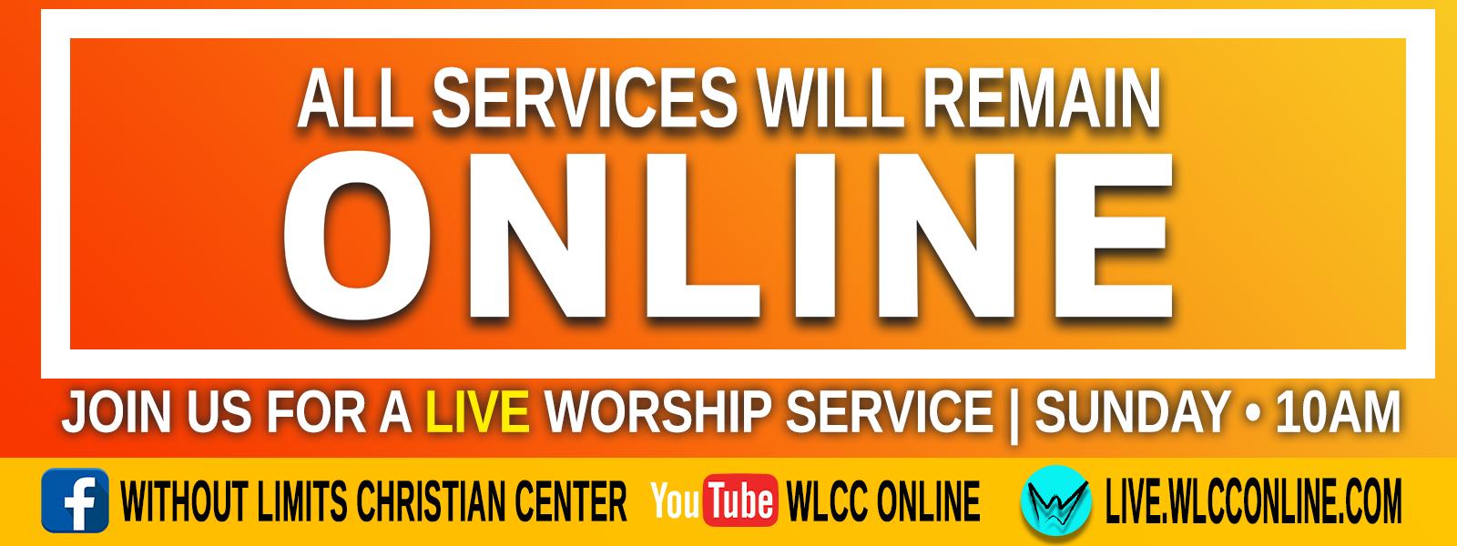 Online Services slide